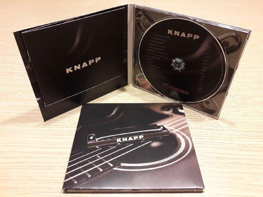 Die NEUE CD von ROBERT KNAPP um € 12,00